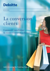 La conversion clients