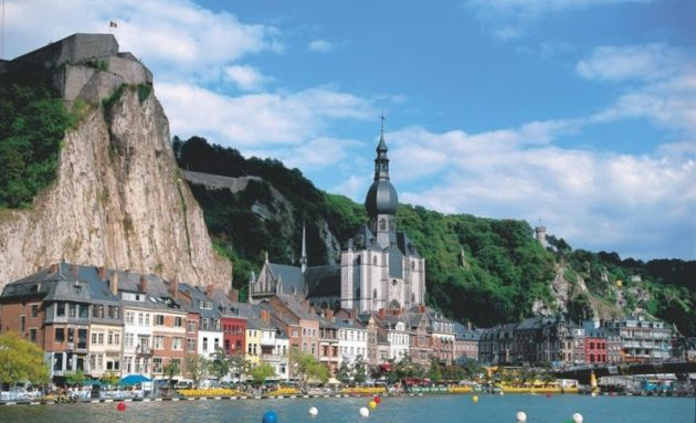 Dinant, source www.dinant.be