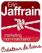 Eric Jaffrain, marketing non-marchand