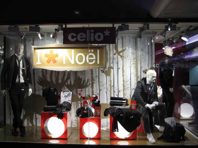 es promotions dans le secteur du textile : les réductions en Euros. Celio