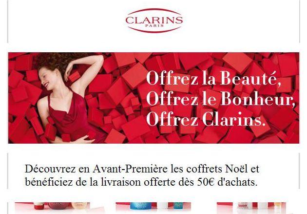 Emails publicitaires Noël 2008 : les préférés de la rédaction Marketing-professionnel.fr