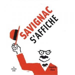 Savignac s'affiche, de R. Olsen