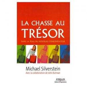 La chasse au trésor, par Michael Silverstein, chez Eyrolles