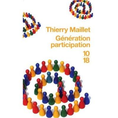 Generation Participation, par T. Maillet chez MM2 Editions