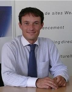 Sébastien Rentz, directeur associé d'Activis