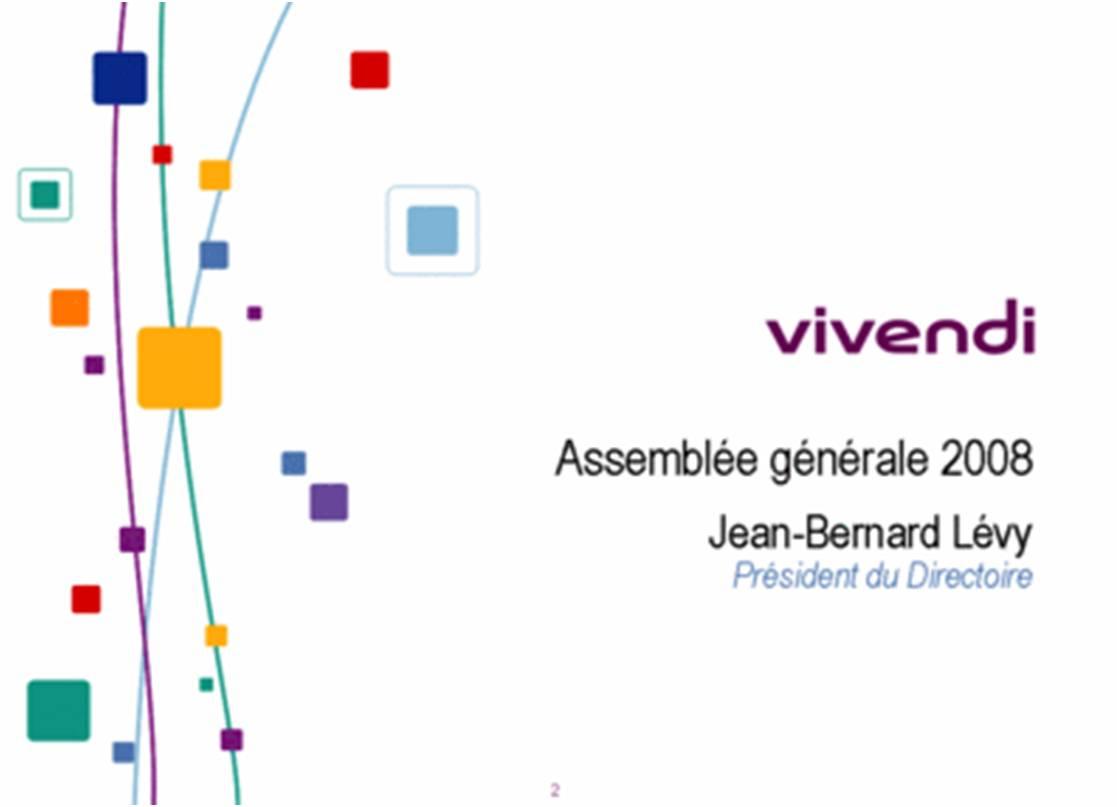 Populaire Fev. 09 : Baromètre des présentations PowerPoint en AG des  LC72