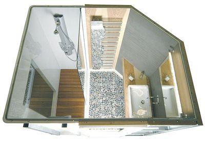 habitat et bureau entrez dans notre salle de bain en. Black Bedroom Furniture Sets. Home Design Ideas