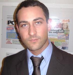 Stéphane Cordier Directeur de la Publication de www.ecommerce-pratique.info
