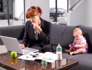 Le bureau, un espace en mutation : le télé travail
