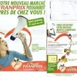 Mailing d'ouverture locale de Franprix (93)