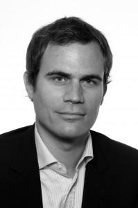 Jérémie Leroyer, président et co-fontateur d'AIRTAG