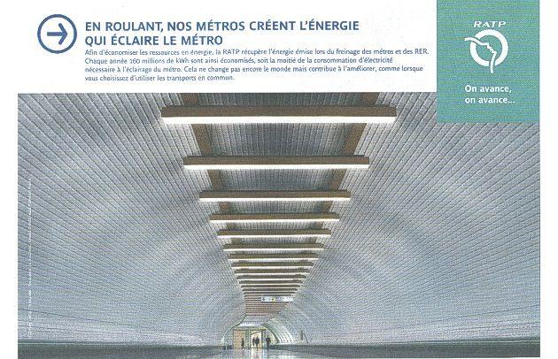 Transports et énergie : Nadège Grillet - Les transports en commun à Paris vont-ils si bon train ?
