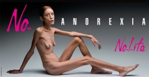 Anorexie...