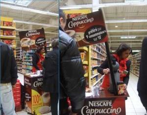TOP 5 : Nescafé apporte des preuves