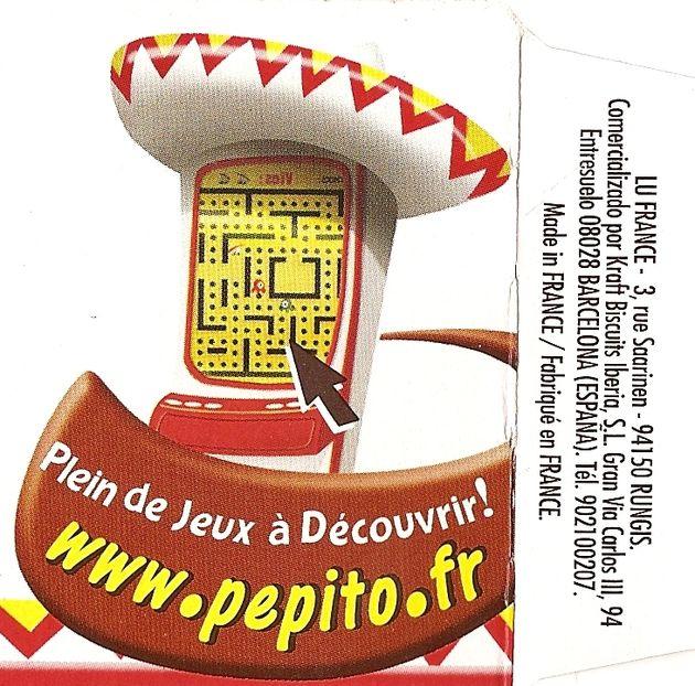 Pepito de Lu : des erreurs à se mettre la tête à l'envers !