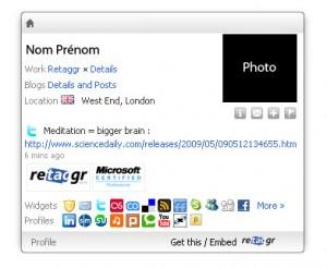 Les enjeux du personal marketing sur le web ou comment devenir sa propre marque