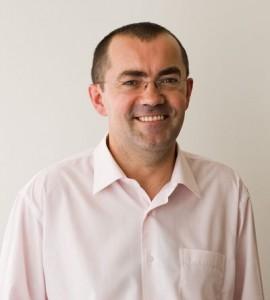 Olivier Creiche, Directeur général de Six Apart Europe