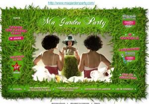 Wilkinson Quatre Bikini concours Garden party