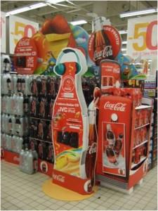 TOP 3 : Coca Cola et les Loteries incroyables
