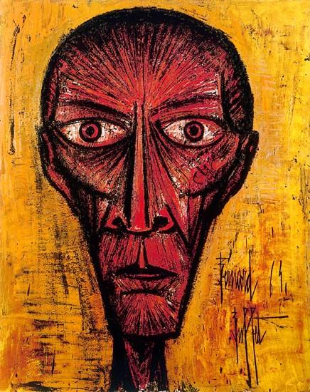 Ecorché, par Bernard Dubuffet. Ou portrait d'un client de FAI ?