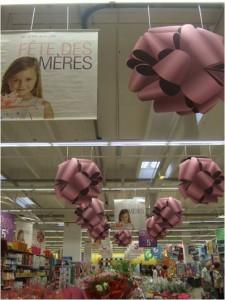 TOP 4 : Fête des mères, Auchan