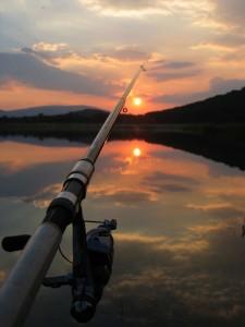 Les gîtes de pêche : l écologie est au bout de la ligne