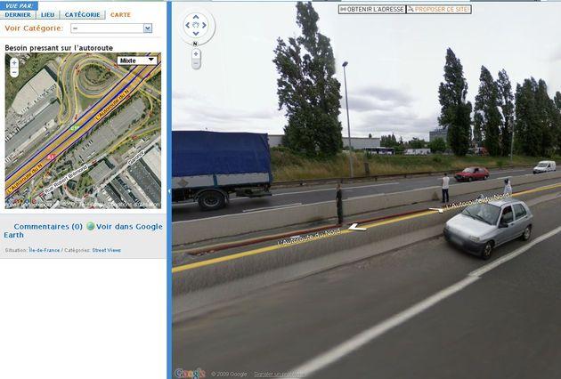 La CNIL freine Google Street View