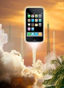 Lancement de l'Iphone : parfait
