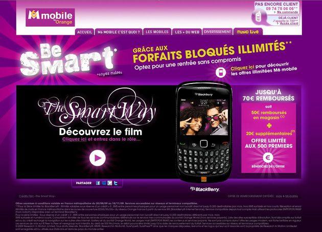 marketing digital, une campagne Trade on line à destination des 15-25 ans