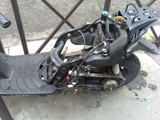 Typologie du conducteur de deux roues motorisés. (c) photo : SH Saint-Michel
