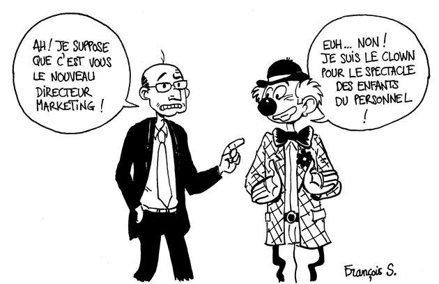 (c) François SAMSON - Le clown