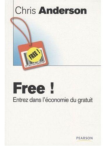 Free, par Chris Anderson, chez Pearson
