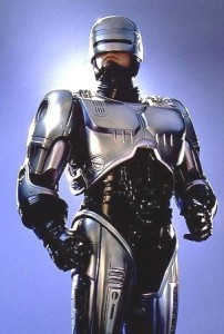 Robocop au travail
