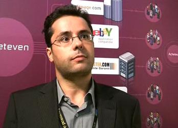 Greg Zémor, fondateur et directeur associé de Neteven