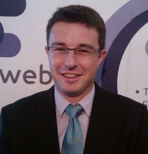 Xavier Debbasch, Directeur fondateur Airweb