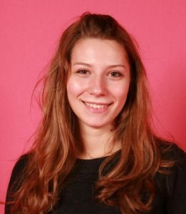 Lucile Hervouet, lauréate de l'édition 2009 des Trophées Syntec