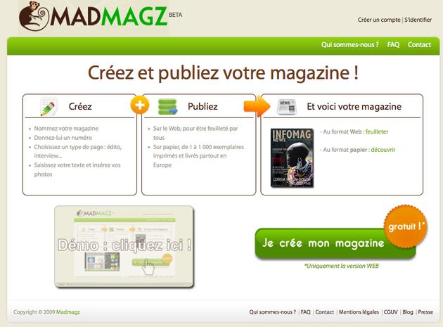 Interview de Youssef Rahoui, fondateur de Madmagz