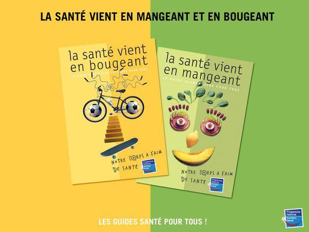 """""""Mangez bougez"""", la fin de l'obésité ? Hélène Pouthas"""
