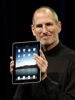 Steve Jobs et les limites du personal branding