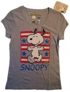 Snoopy, licence de marque vintage