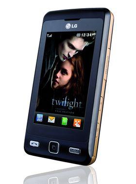 LG à son tour vampirisé par Twilight