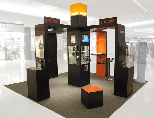 La boutique ph m re orange entre en grande conso - Boutique orange narbonne ...