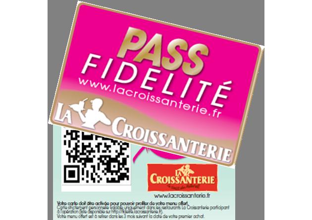 Lors de la 3ème Remise des Trophées SCOPS de l'Innovation Commerciale à l'Université Paris-Dauphine, la chaîne de restauration rapide La Croissanterie a été récompensée par le Trophée de la Meilleure Innovation en Programme de Fidélité grâce à son PASS Fidélité Airfid.