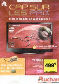 Auchan, promotion Coupe du Monde