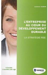 L'entreprise au coeur du développement durable, par Laurence Lecoeur