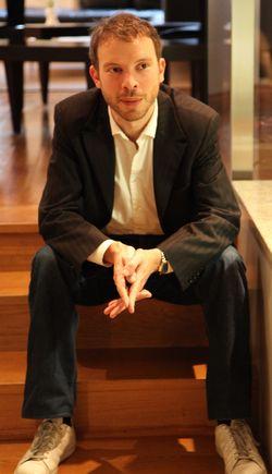 Fabrice Epelboin auteur de Le commerce de la pédopornographie sur Internet de 2000 à 2010
