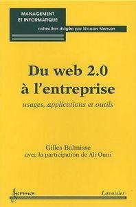 Du Web 2.0 à l'entreprise, par Gilles Balmisse, chez Hermes Lavoisier