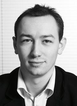 Ludovic Baudry,  Directeur associé Brain Digital Technology