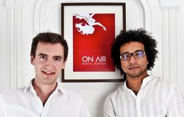 Tony Jazz & Mathieu Billon, On Air agency