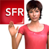 L agent virtuel SFR s affaire